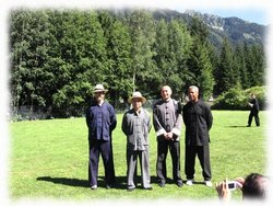 Organisateurs Chamonix 2007